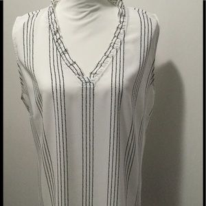 Ann Taylor Women's Blouse- Size Large.